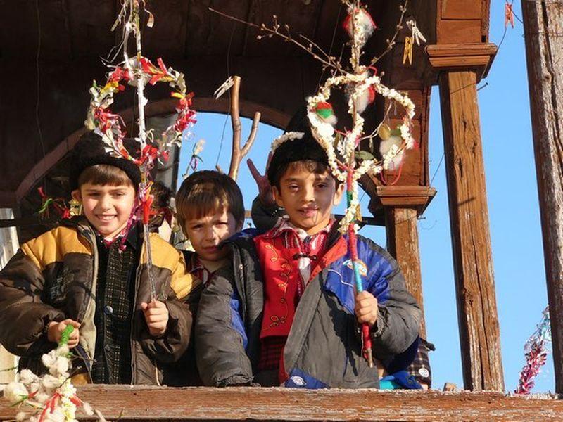новый год у болгар