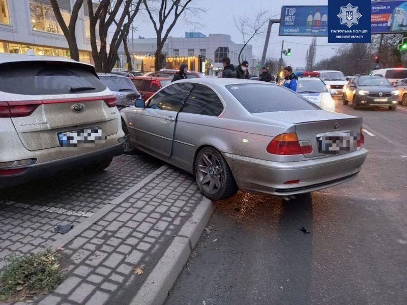 Авария на Люстдорфской дороге