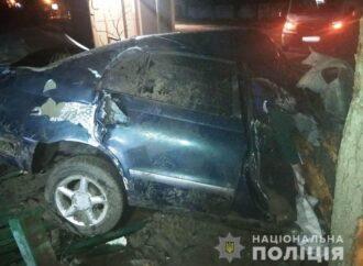 Машина всмятку: в Одесской области в ДТП погибли два человека