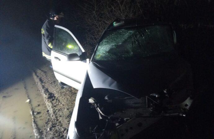 Под Одессой столкнулись Lexus и Ford: погиб юноша