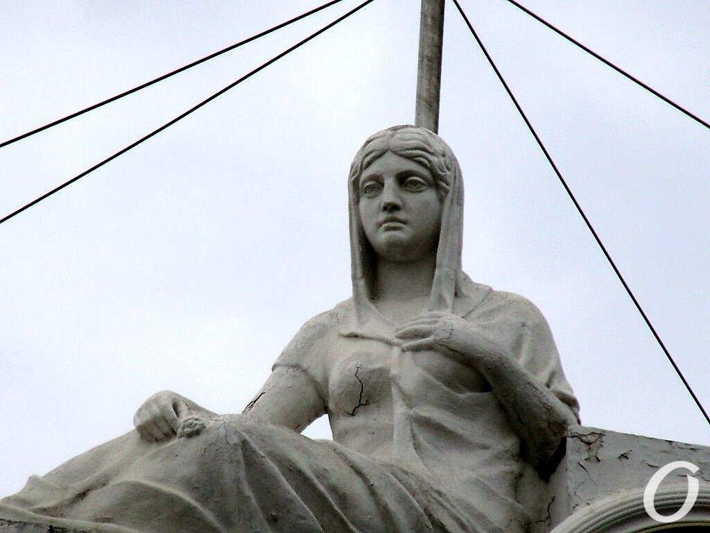 скульптура День