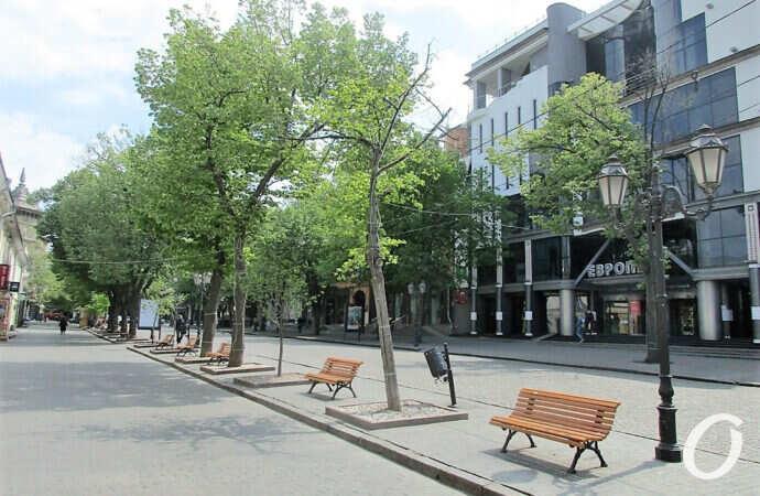 Дерибасовская-2020: непростой год в жизни главной улицы Одессы (фото)