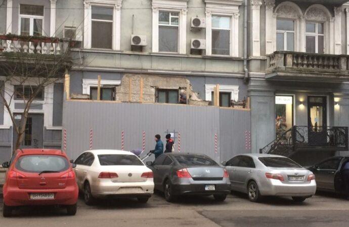 «В Одессе все проканает»: что пристраивают на Гаванной? (видео)
