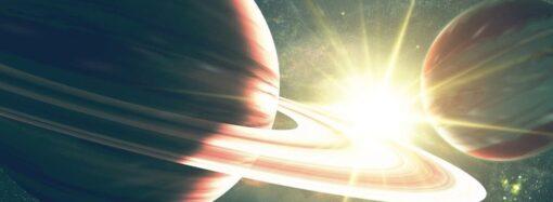 Слияние Юпитера и Сатурна: одесситов ждет уникальное астрономическое явление