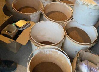 В Одессе накрыли подпольный кофейный цех (видео)