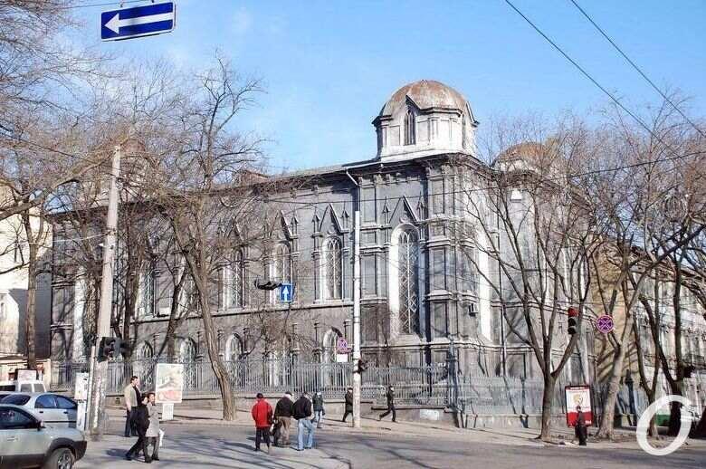 Одесский областной архив