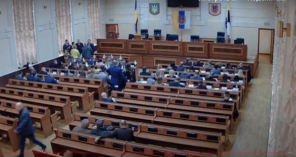 Что произошло в Одессе 15 декабря: историческая сессия и спасение Куяльника