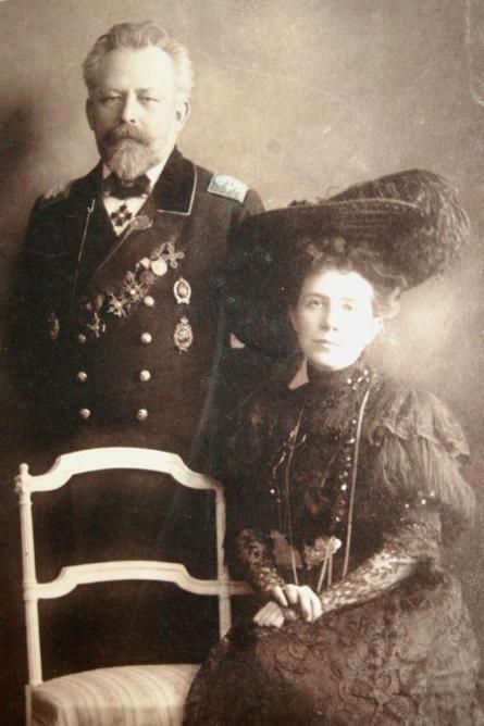Пелагея и Михиал Игнатьевы.