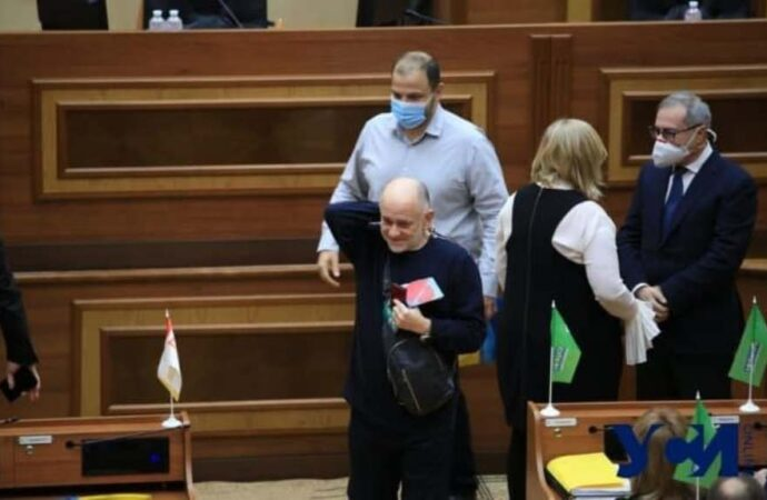 В Одесском облсовете передумали увольнять директора худмузея Ройдбурда