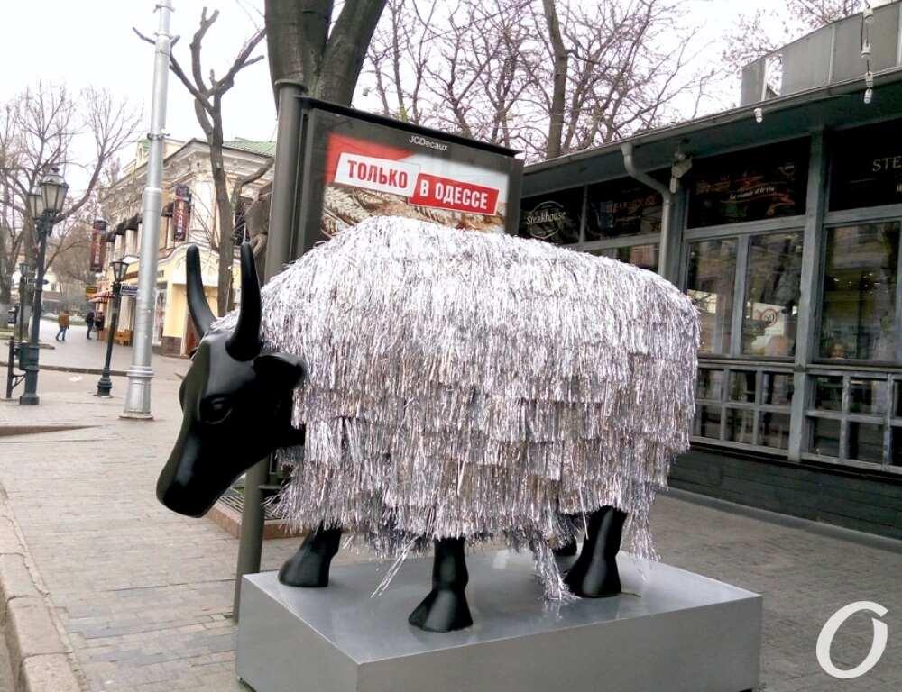 корова Ромина