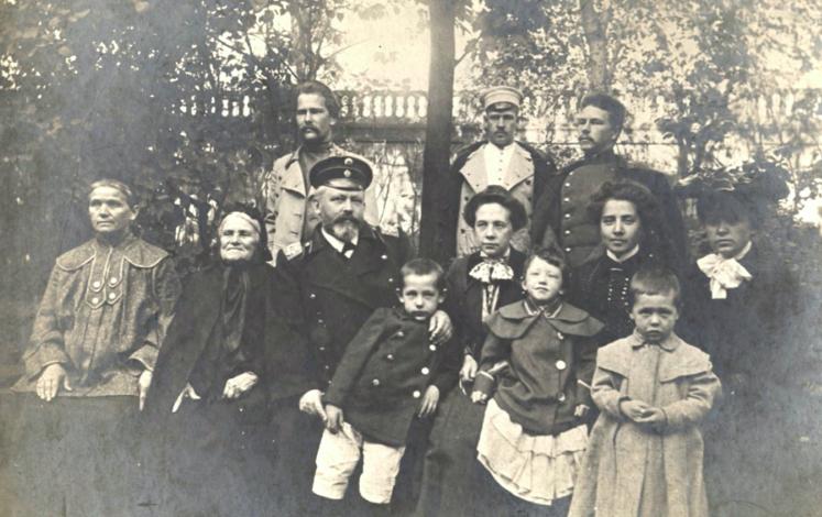 Семья Игнатьевых