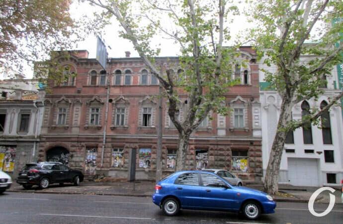 здание бывшей типографии