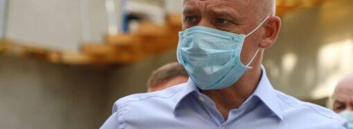 Труханов рассказал, когда в Одессе введут локдаун