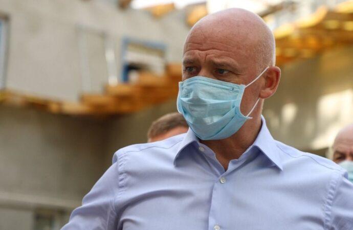 Труханов призвал одесских предпринимателей перевести сотрудников на удаленку