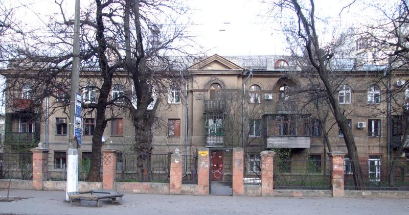 дом на Мариинской, 1