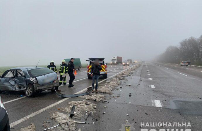 Автокатастрофа на трассе Одесса-Киев: погибли люди (фото)