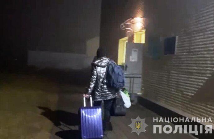 """Из Одессы выгнали двоих криминальных """"смотрящих"""" (видео)"""