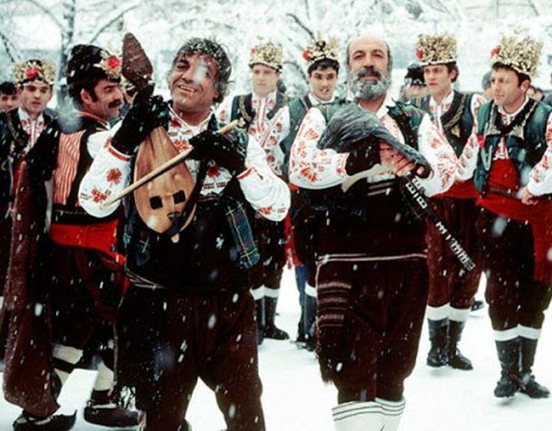 новый год болгары