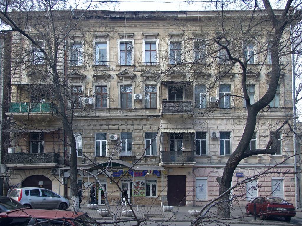 Дом Бенедато на улице Торговой