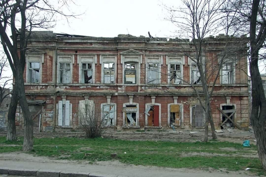 дом на Михайловской площади