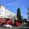 Одесская «вторая главная»: десятилетие елки на Дерибасовской (фото)