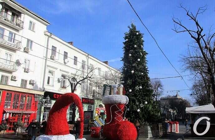 Какая погода ожидается в Одессе в последний вторник 2020 года?