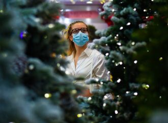 Новый год в условиях пандемии: с какими мыслями и чувствами входят украинцы в любимый праздник? (инфографика)