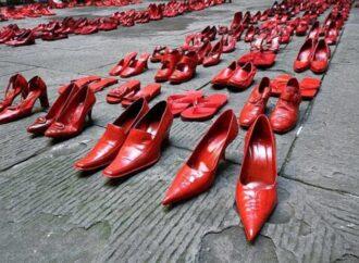 На одесской Потемкинской лестнице появятся «окровавленные» туфли – что это значит?