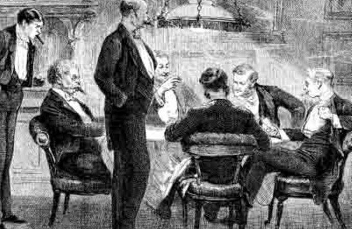 Одесские истории: как «тусили» в клубах XIX века? (видео)