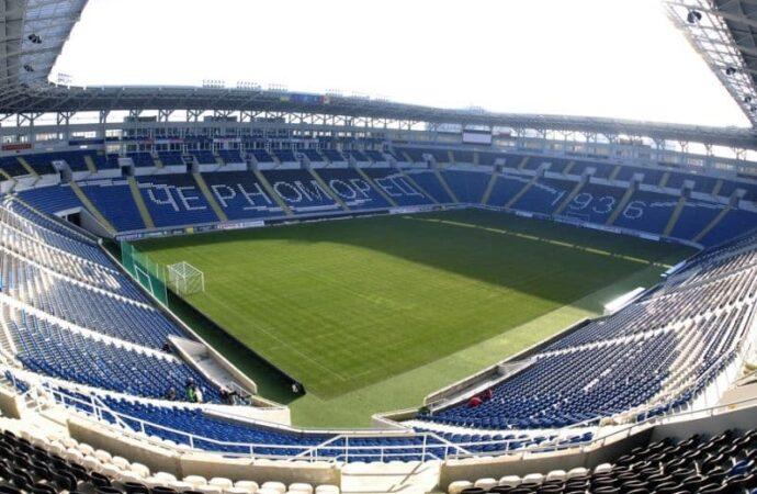 Владельцы стадиона «Черноморец» начинают процедуру аудита деятельности стадиона.В первую очередь – уплата налогов