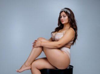 Пышнотелая одесситка стала Мисс Plus Size Украина (видео)