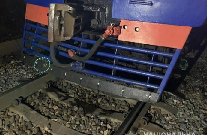 Под Одессой поезд задавил пожилого мужчину