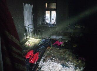 В селе на Одесчине нашли труп ребенка на пожарище