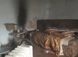 Пожар в Одесской области: курение в постели оказалось фатальным для жителя Измаила