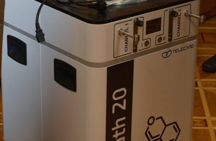 Одесский завод будет выпускать кислородные концентраторы для больниц