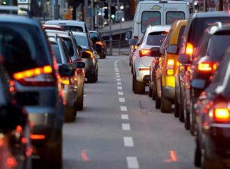 Пробки в Одессе: на каких улицах затруднено движение автомобилей? (карта)