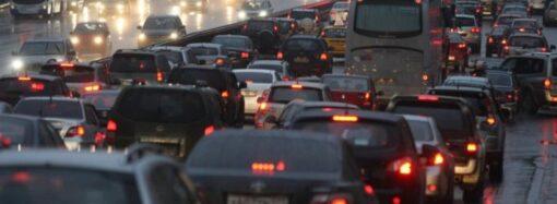 Одесса оказалась на 11-м месте в мире по загруженности дорог
