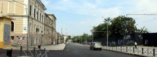 В Одессе снова будут ремонтировать Софиевскую и спуск Маринеско