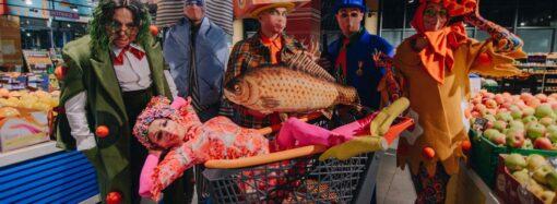 В Одессе покажут поп-ап спектакли в супермаркете (фото)