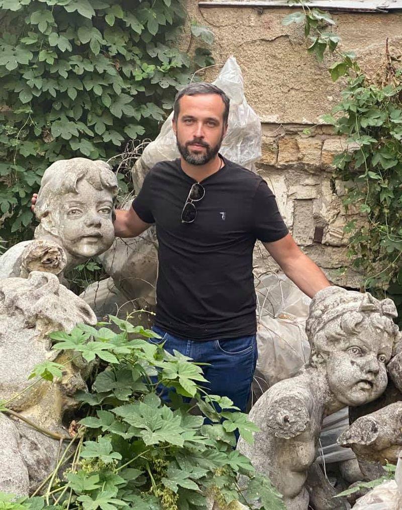 скульптуры оперного