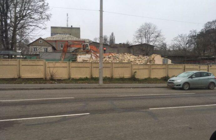 Главные новости Одессы за 16 декабря: снесенный памятник архитектуры и 6-летняя «террористка»