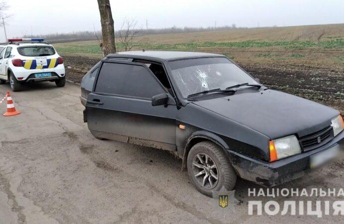 """Операция """"Сирена"""": на дороге в Одесской области обстреляли машину, погиб человек (видео)"""