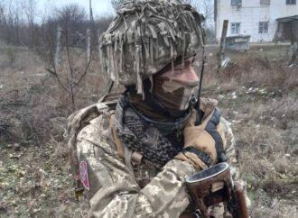 Одесские курсанты-десантники провели длительный рейд по тылам условного противника (фото)