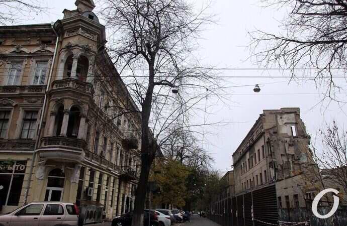 Новая жизнь старой Одессы: следы былого величия на Княжеской (видео)