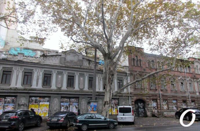 исторические здания в Одессе