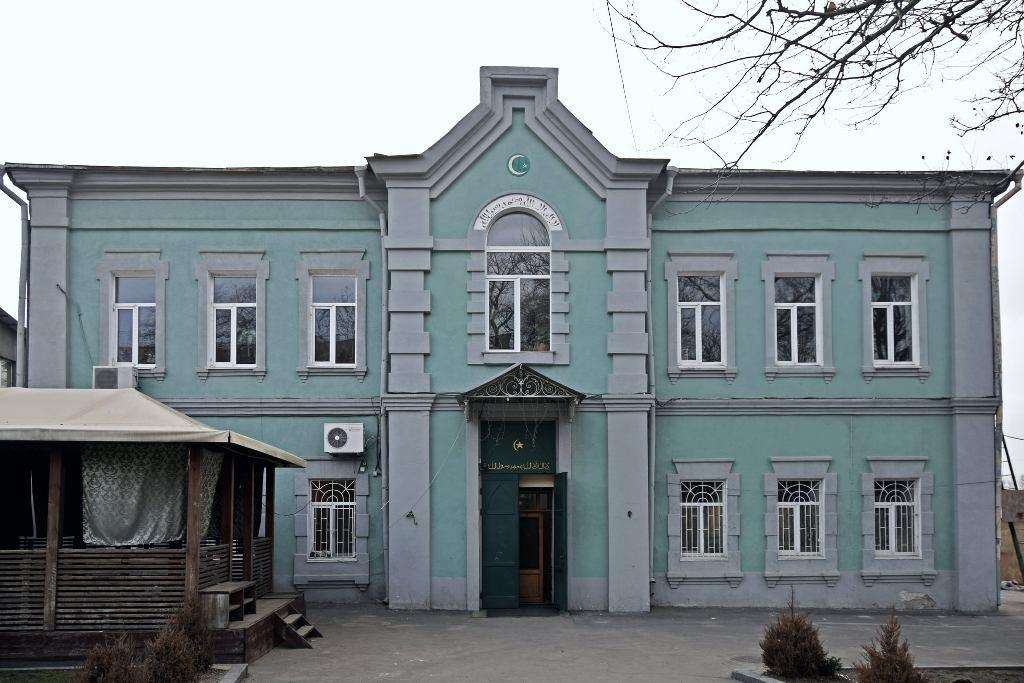 Здание римско-католического приюта для мальчиков на улице Балковской