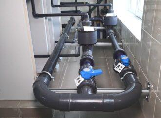 «Инфоксводоканал» установил на станции «Днестр» европейское оборудование для обеззараживания воды