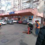 Пожарные гидранты в Одессе