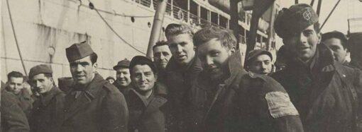 Одесский транзит: как в 1945 году бывшие иностранные военнопленные возвращались через Одессу домой