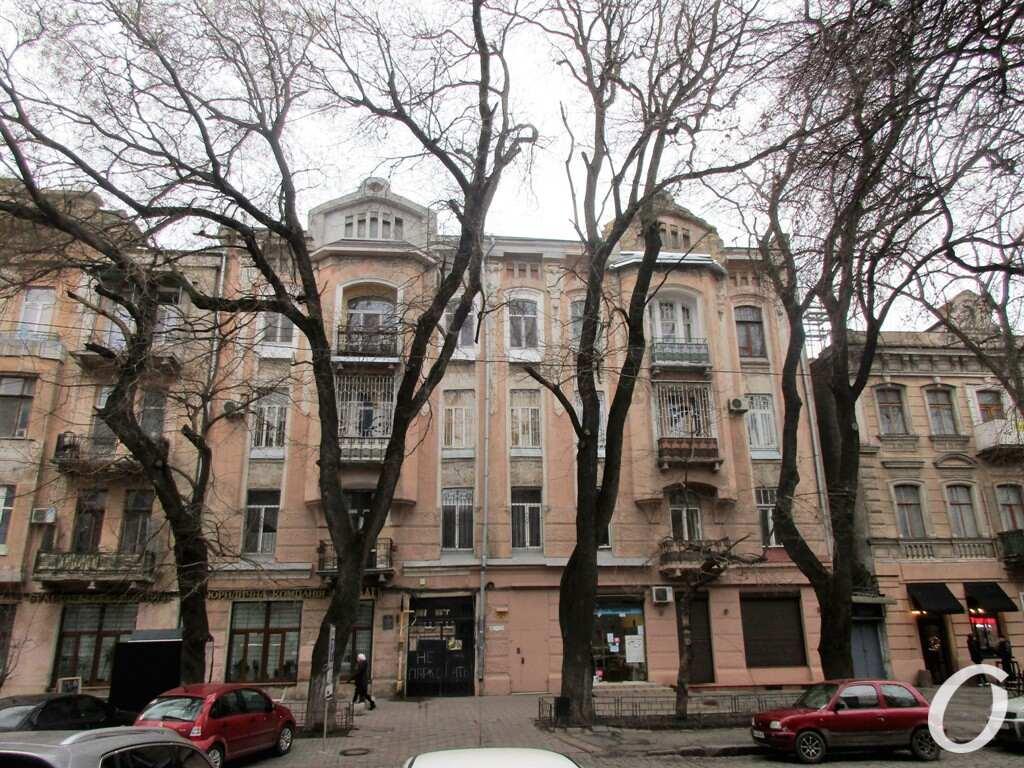 дом №38а на Коблевской
